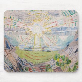 Edvard Munch - The Sun Mouse Pad