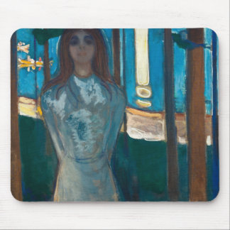 Edvard Munch - The Voice , Summer Night Mouse Pad