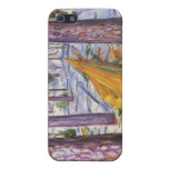Edvard Munch - The Yellow Log Painting iPhone 5 Case