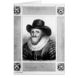 Edward Alleyn Tarjeta De Felicitación