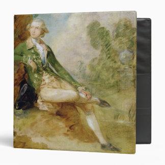Edward Augustus, Duke of Kent, c.1787 (oil on canv 3 Ring Binder