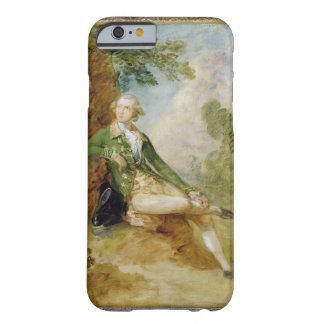 Edward Augustus, Duke of Kent, c.1787 (oil on canv Barely There iPhone 6 Case
