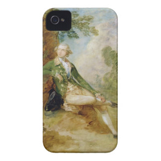 Edward Augustus, Duke of Kent, c.1787 (oil on canv Case-Mate iPhone 4 Case