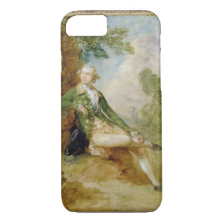 Edward Augustus, Duke of Kent, c.1787 (oil on canv iPhone 8/7 Case