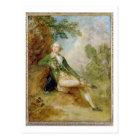 Edward Augustus, Duke of Kent, c.1787 (oil on canv Postcard