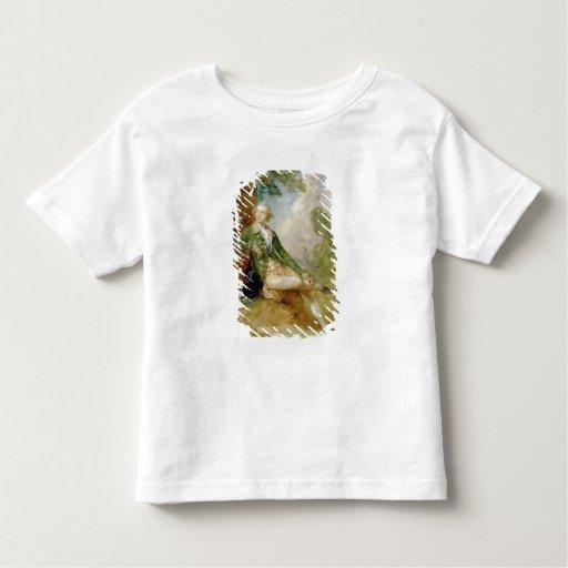 Edward Augustus, Duke of Kent, c.1787 (oil on canv Shirt