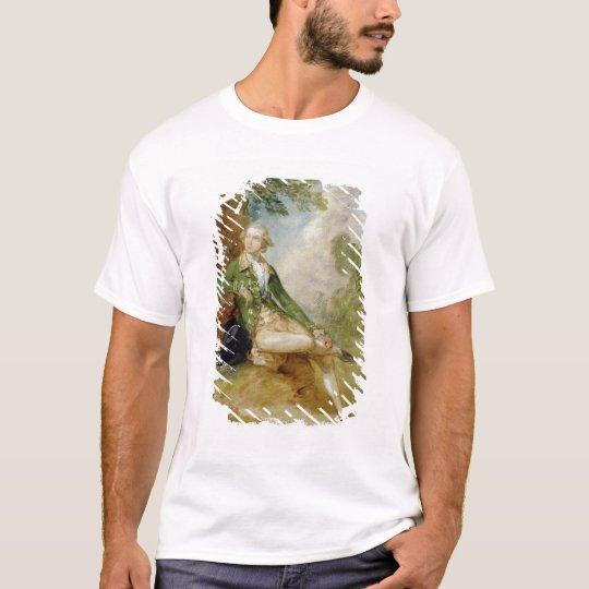 Edward Augustus, Duke of Kent, c.1787 (oil on canv T-Shirt