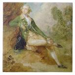 Edward Augustus, Duke of Kent, c.1787 (oil on canv Tiles