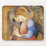 Edward Burne-Jones - An Angel Playing a Flageolet Mouse Pads