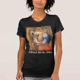 Edward Burne-Jones - An Angel Playing a Flageolet T-Shirt