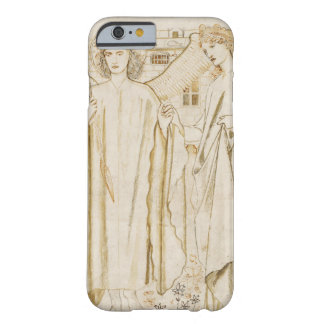 Edward Burne-Jones -Chaucer's Legend of Good Women Barely There iPhone 6 Case