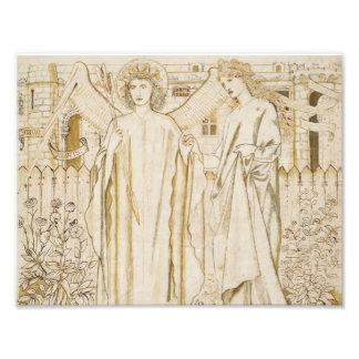 Edward Burne-Jones -Chaucer's Legend of Good Women Photo Print