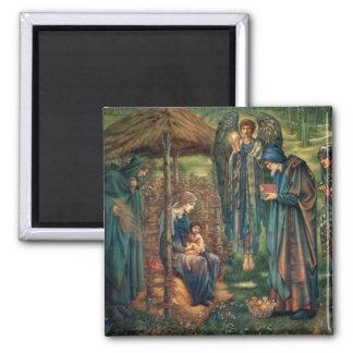 Edward Burne-Jones: Estrella de Belén Imán De Frigorífico