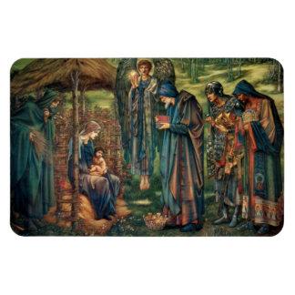Edward Burne-Jones: Estrella de Belén Iman De Vinilo