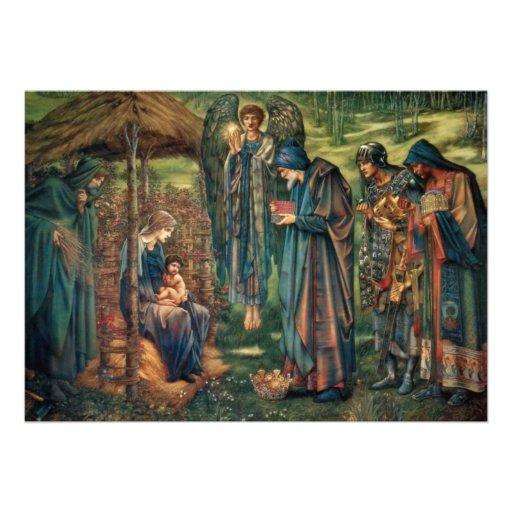 Edward Burne-Jones: Estrella de Belén Anuncio