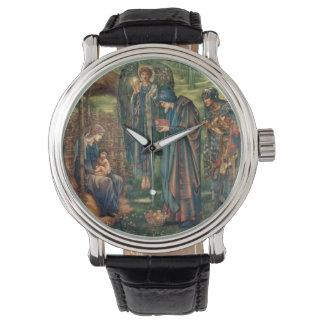 Edward Burne-Jones: Estrella de Belén Relojes De Mano