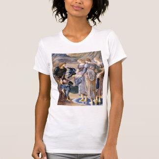 Edward Burne-Jones- Perseus and the Sea Nymphs T Shirt
