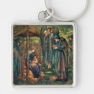 Edward Burne-Jones: Star of Bethlehem Keychain