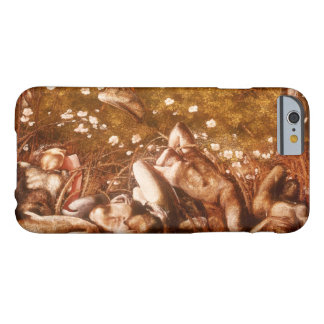 Edward Burne-Jones -Study for The Sleeping Knights Barely There iPhone 6 Case