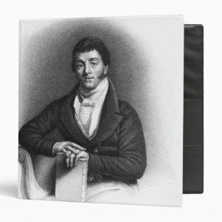Edward Buttenshaw Sugden, 1st Baron St. 3 Ring Binder