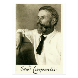 Edward Carpenter Tarjetas Postales