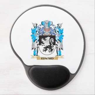 Edward Coat of Arms - Family Crest Gel Mousepads