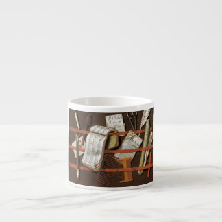 Edward Collier - Letter rack Espresso Cup
