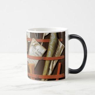 Edward Collier - Letter rack Magic Mug