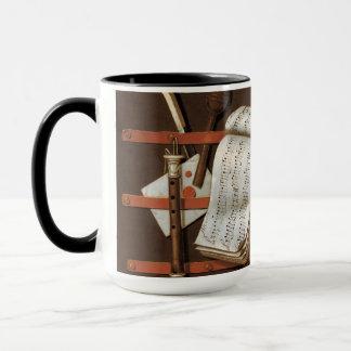 Edward Collier - Letter rack Mug