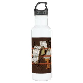 Edward Collier - Letter rack Water Bottle