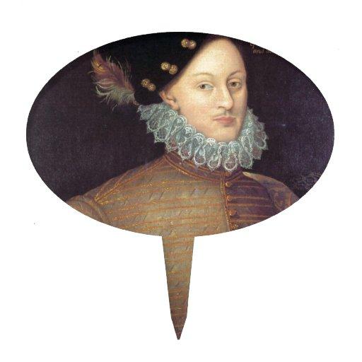 Edward de Vere, 17mo conde de Oxford Decoraciones De Tartas