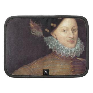 Edward de Vere, 17mo conde de Oxford Organizadores