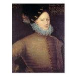 Edward de Vere, 17mo conde de Oxford Postal