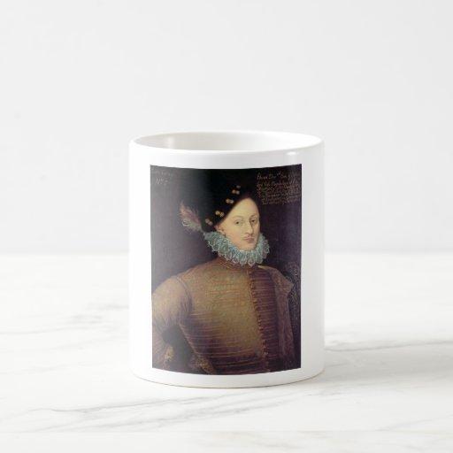 Edward de Vere, 17mo conde de Oxford Taza De Café