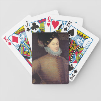Edward de Vere, 17th Earl of Oxford Bicycle Poker Deck