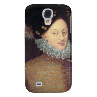 Edward de Vere, 17th Earl of Oxford Samsung S4 Case