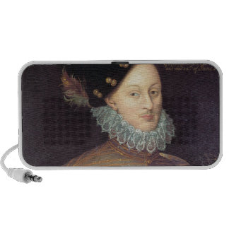 Edward de Vere, 17th Earl of Oxford Portable Speakers