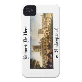 Edward De Vere es caso del iPhone de Shakespeare Carcasa Para iPhone 4