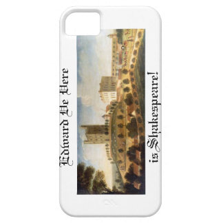 Edward De Vere es caso del iPhone de Shakespeare Funda Para iPhone SE/5/5s