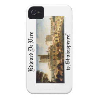 Edward De Vere is Shakespeare iPhone Case