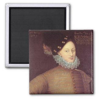Edward De Vere Magnet