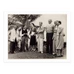 Edward, Duke of Windsor (1894-1972) and Wallis, Du Postcard