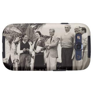 Edward duque de Windsor 1894-1972 y de Wallis Samsung Galaxy SIII Funda