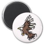 Edward Eagle Magnet