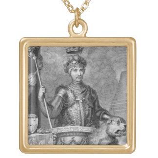 Edward el príncipe negro (1330-76) después del mon collares personalizados