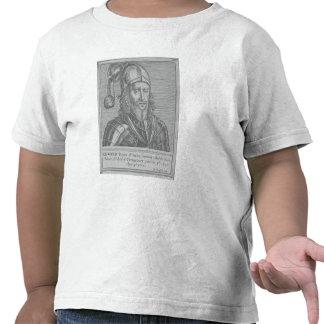 Edward el príncipe negro camisetas