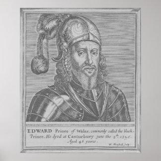 Edward, el príncipe negro póster