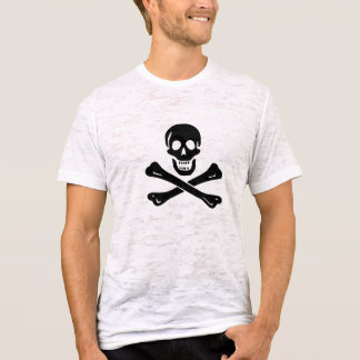 Edward England (black skull) T-Shirt