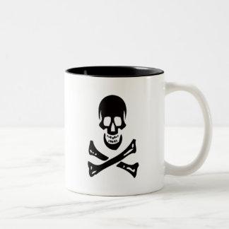 Edward England-Black Two-Tone Coffee Mug