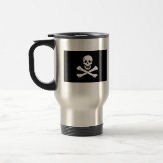 Edward England flag travel mug